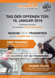 Fitnesscoach 19.01.